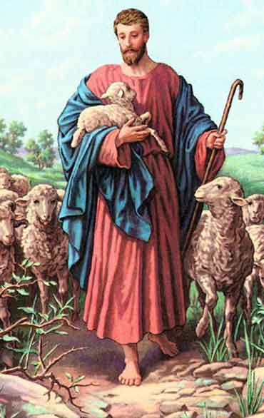 Jesus: the good shepherd