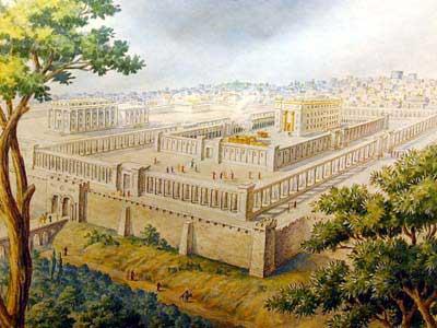 معبد القدس